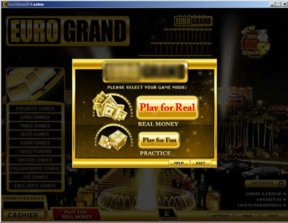 gambling online casino that takes
