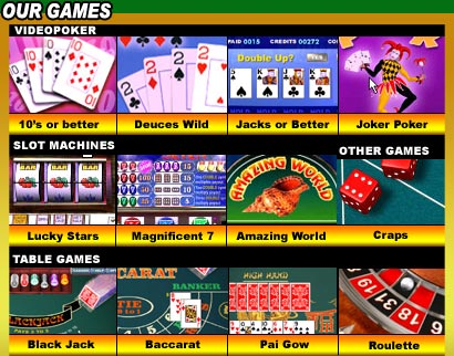 us casinos online in the us